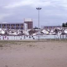 La Courneuve, 2005